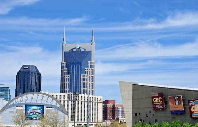 Courtyard Nashville Airport - Hotel - 1