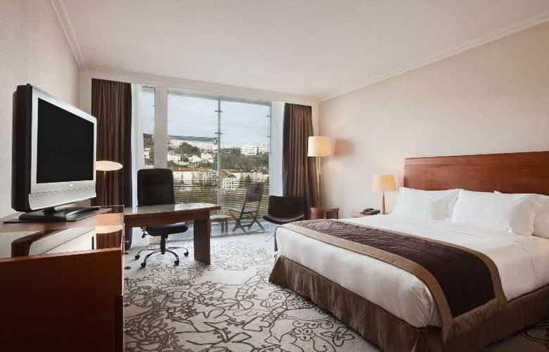 Lyon Marriott Hotel Cité International - Room - 10