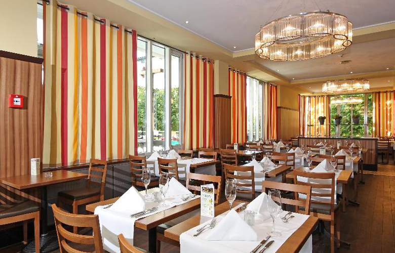 Geroldswil Swiss Quality Hotel - Restaurant - 12