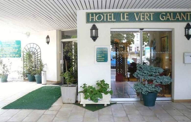 Le Vert Galant Villepinte - Hotel - 0