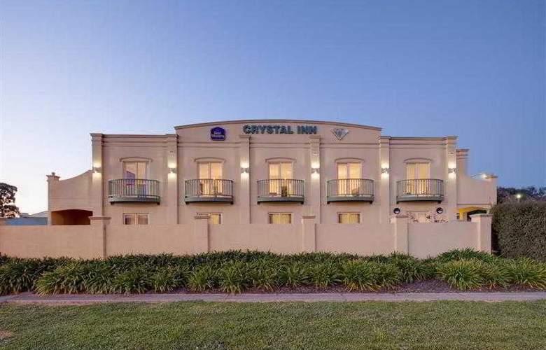 BEST WESTERN Crystal Inn - Hotel - 10