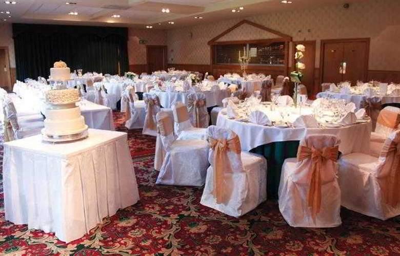 Best Western Strathaven Hotel - Hotel - 42