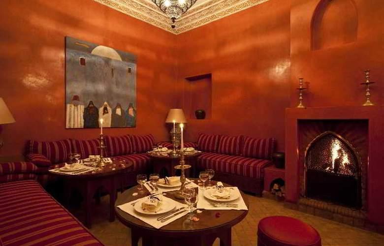 Riad Les Bougainvilliers - Restaurant - 7