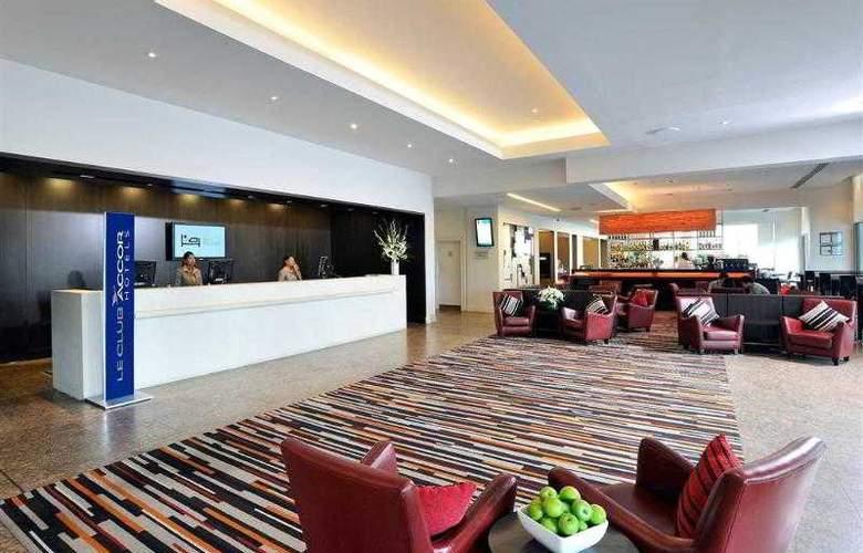 Novotel Melbourne Glen Waverley - Hotel - 0