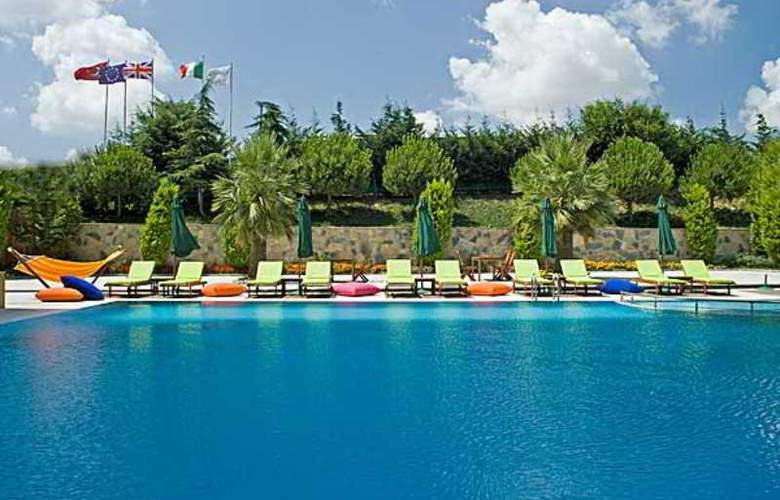 Elite Hotel Dragos - Pool - 10