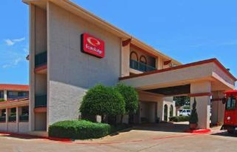 Econo Lodge  Inn & Suites Six Flags - Hotel - 0
