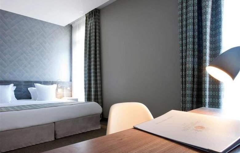 Mercure Brides-Les-Bains Grand Hôtel Des Thermes - Room - 9