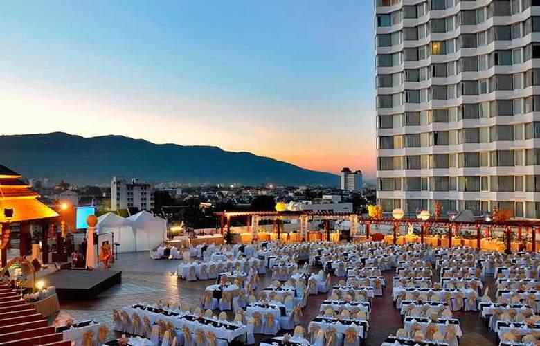 Centara Duangtawan Hotel Chiang Mai - Terrace - 30