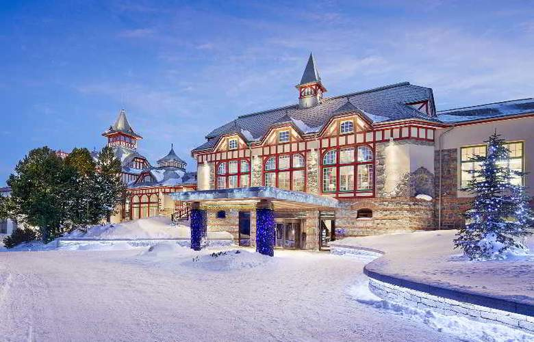 Grand Hotel Kempinski High Tatras - Hotel - 10