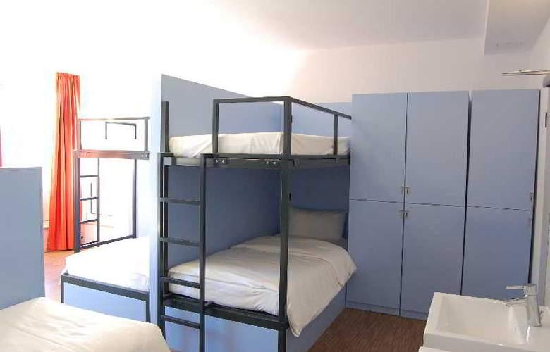 United Hostel Frankfurt City Center - Room - 2
