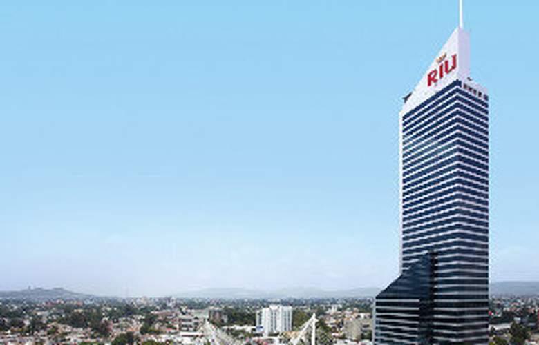 Hotel Riu Plaza Guadalajara - Hotel - 0