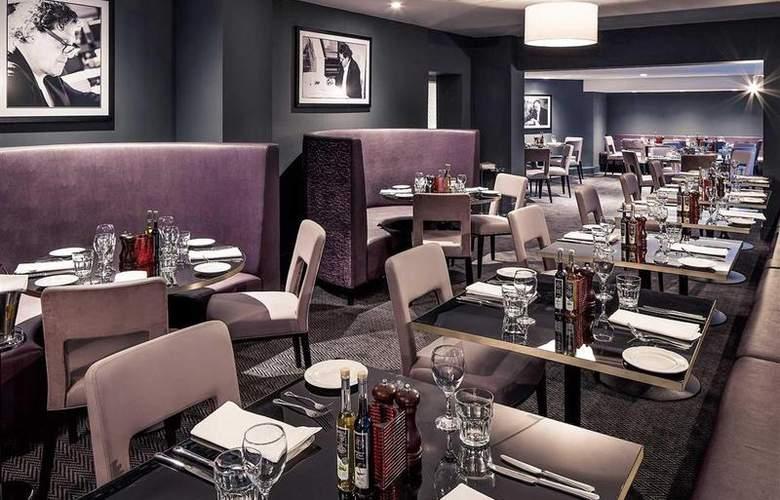 Ramada Jarvis Leicester - Restaurant - 36