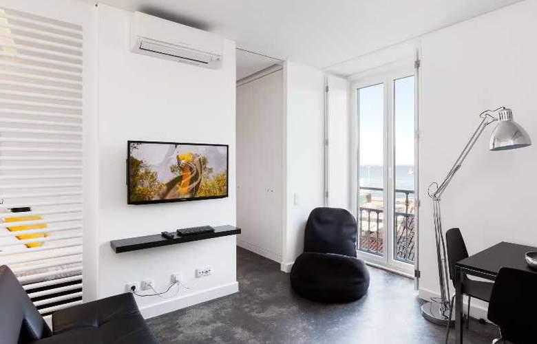 Hello Lisbon Santa Apolonia Apartments - Room - 20