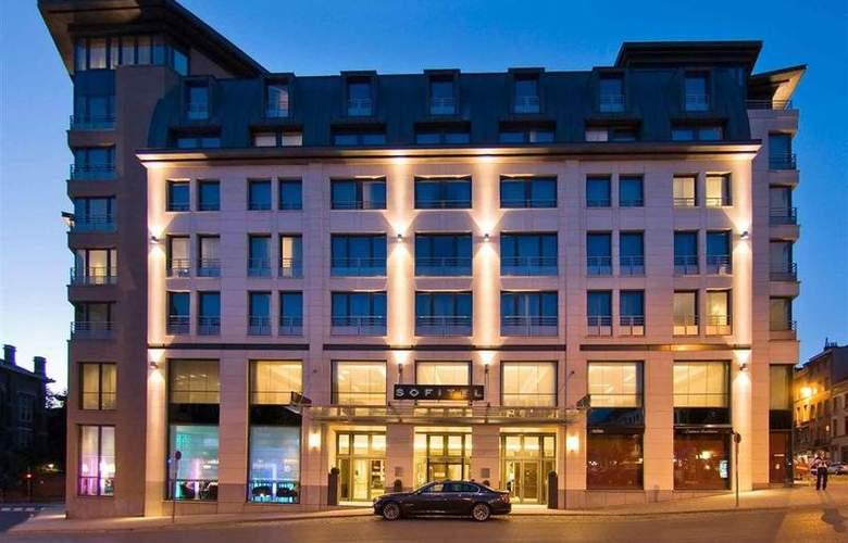 Sofitel Brussels Europe - Hotel - 99
