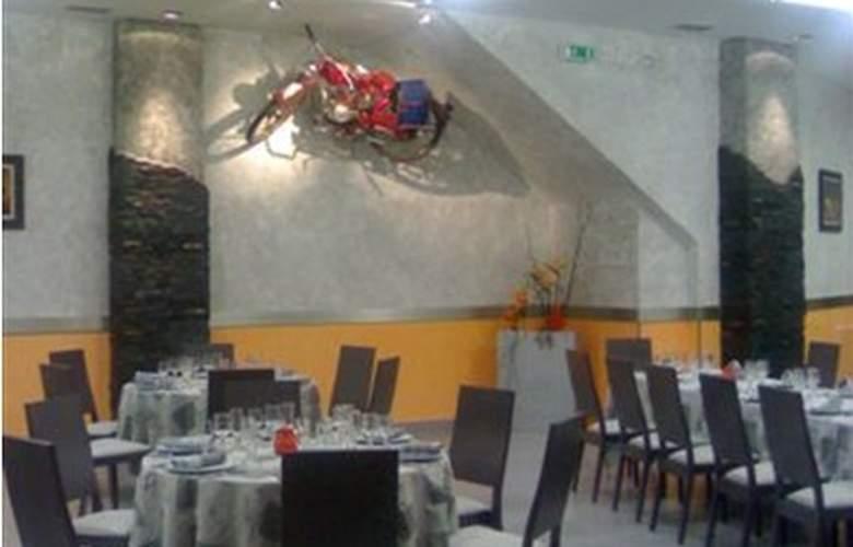 Sercotel HM Alfaro - Restaurant - 11