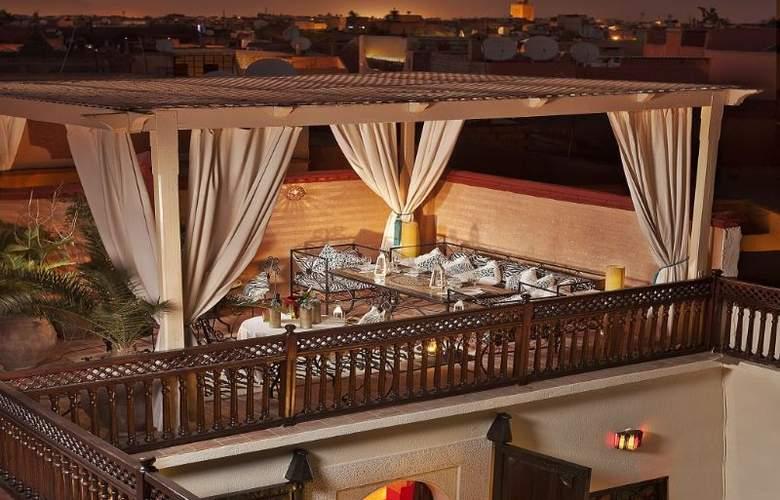 Riad 58 Blu - Terrace - 6