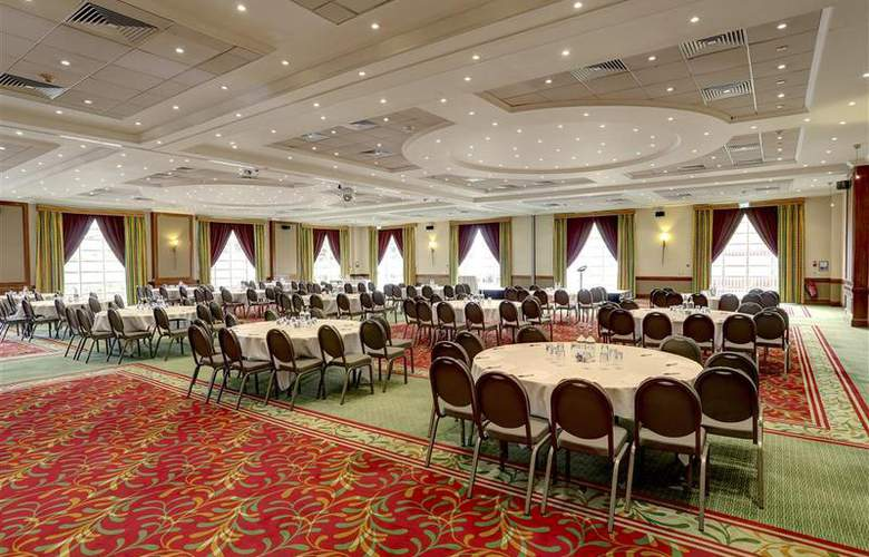 Best Western Stoke-On-Trent Moat House - Conference - 106