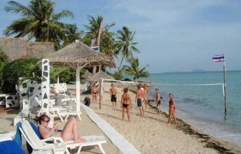 Milky Bay Resort Koh Phangan - Beach - 2