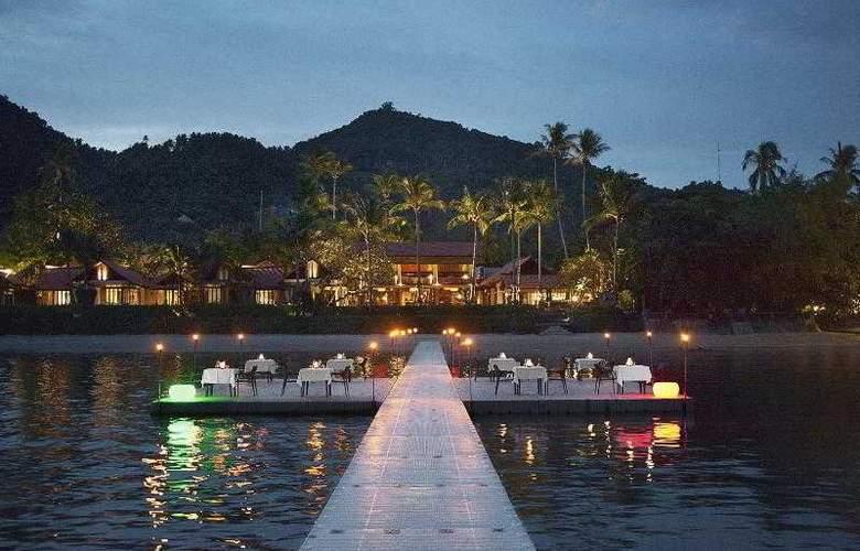 Le Meridien Koh Samui Resort & Spa(f.Gurich Samui) - Restaurant - 9