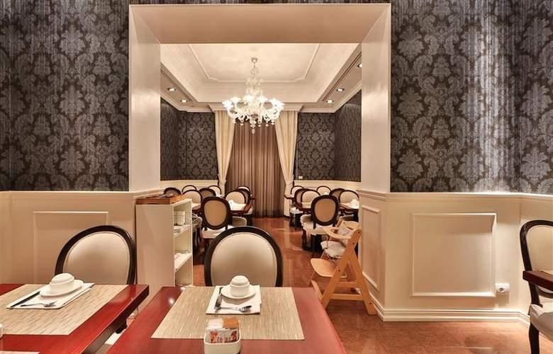 Best Western Hotel Felice Casati - Restaurant - 76