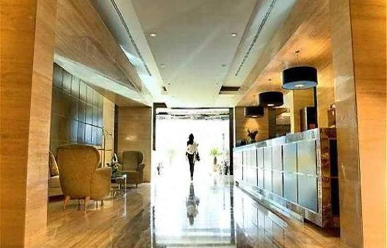 Marriott Dubai - The Harbour Hotel and Suites - Hotel - 0