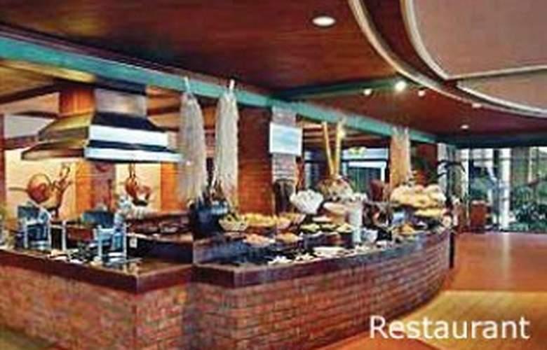 Damai Puri Resort & Spa, Kuching - Restaurant - 5