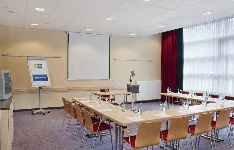 Holiday Inn Express Frankfurt-Messe - Conference - 8