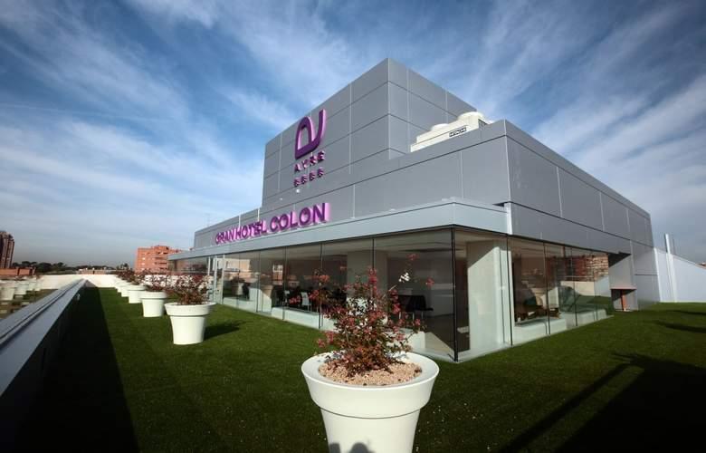 Ayre Gran Hotel Colon - General - 9