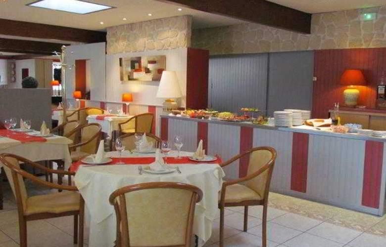 Inter-Hotel Aquilon Saint-Nazaire - Restaurant - 26