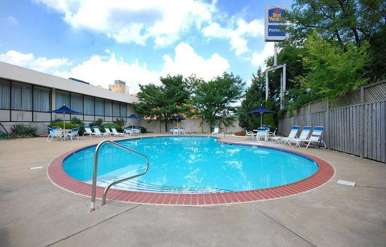 Best Western Pentagon Hotel - Reagan Airport - Pool - 53
