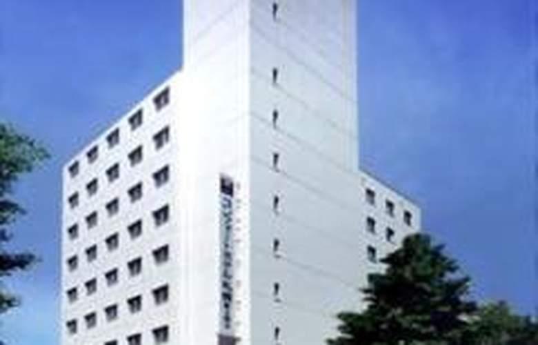Comfort Sapporo Minami3 Nishi9 - Hotel - 0