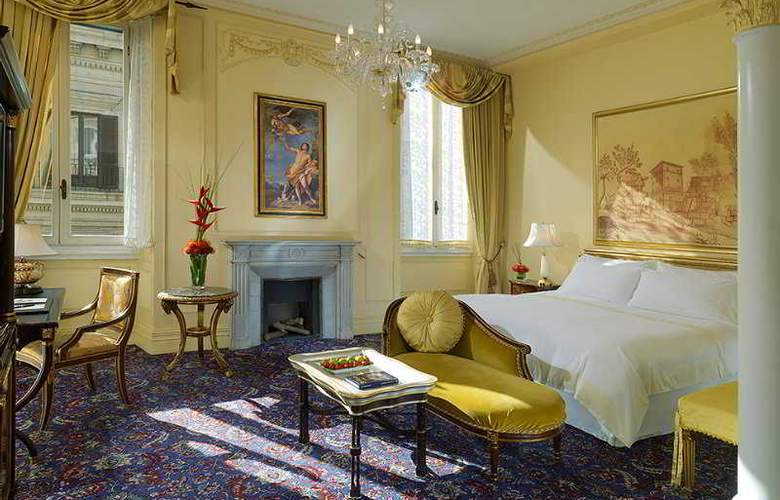 The St Regis Grand Hotel Rome - Room - 3