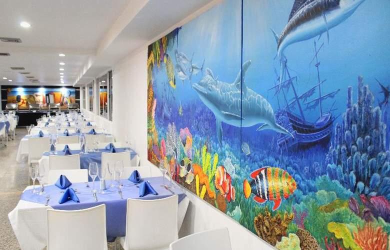 Cartagena Plaza - Restaurant - 25