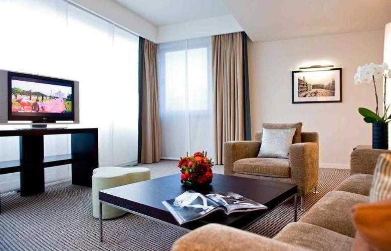 Sofitel Brussels Europe - Hotel - 15