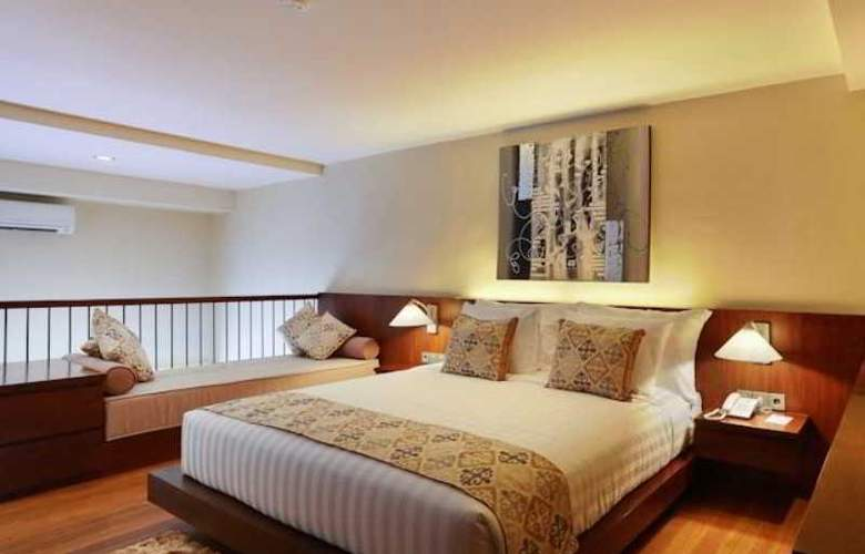 Pandawa All Suite Hotel - Room - 0