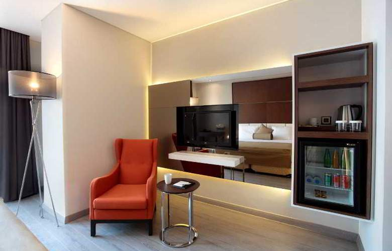 Istanbul Dora Hotel - Room - 15