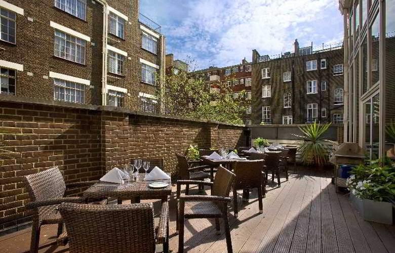 Hilton London Euston - Restaurant - 26