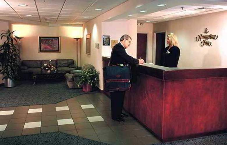 Hampton Inn Cincinnati-Riverfront (Downtown) - Hotel - 2
