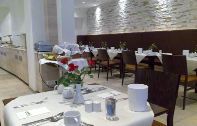 Treff Munchen City Centre Hotel - Restaurant - 10