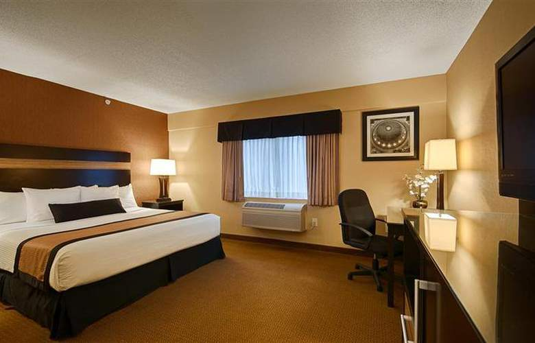 Best Western Plus Newark Airport West - Room - 78