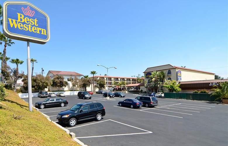 Best Western Mission Bay - Hotel - 52