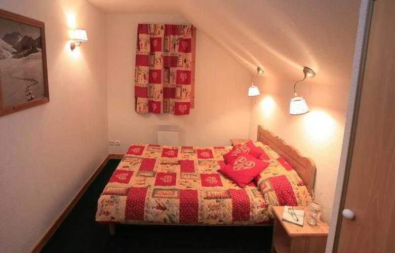 Résidence Hameau & Chalets de la Vallée d'Or - Room - 4