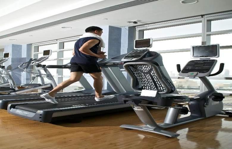 Fraser Suites Doha - Sport - 27