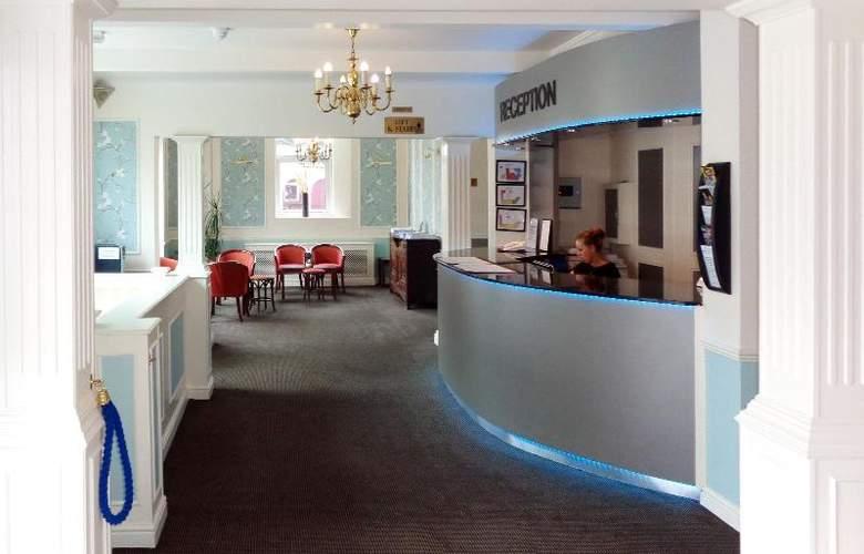 Smart Aston Court Hotel - Hotel - 0