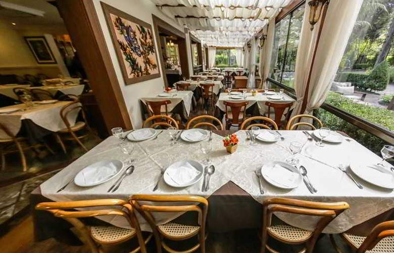Bavaria Sport Hotel - Restaurant - 80