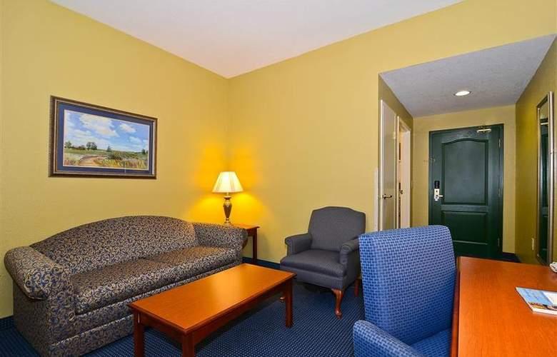 Best Western Executive Inn & Suites - Room - 106