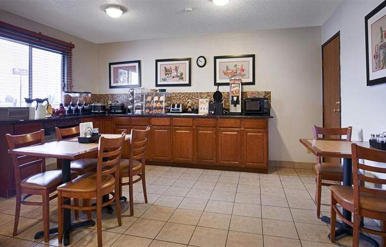 Best Western Mt. Pleasant Inn - Restaurant - 48