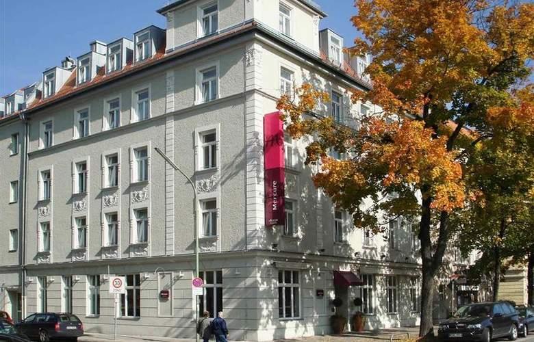 Mercure Hotel Muenchen am Olympiapark - Hotel - 26