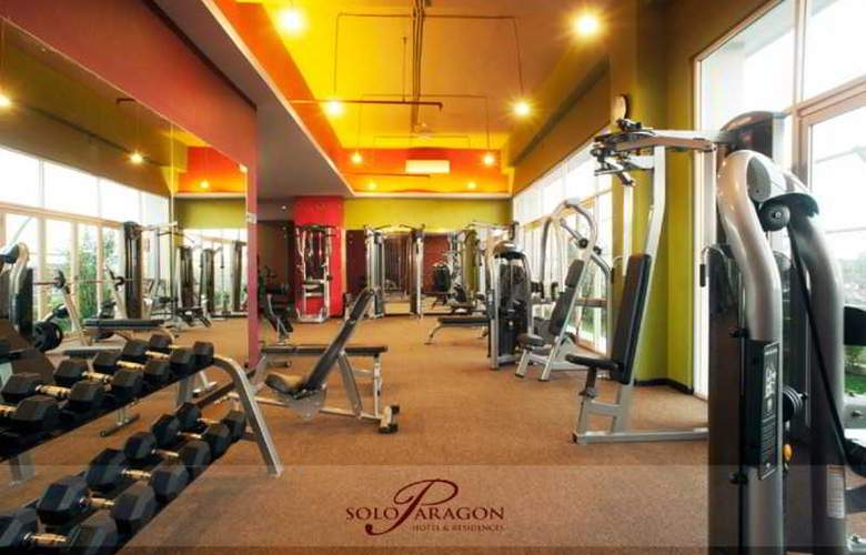 Solo Paragon Hotel & Residence - Sport - 5