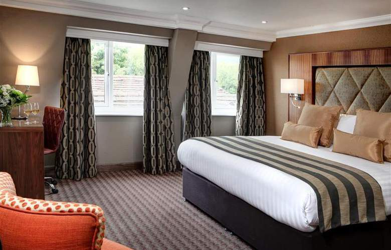 Best Western Donnington Manor - Room - 3